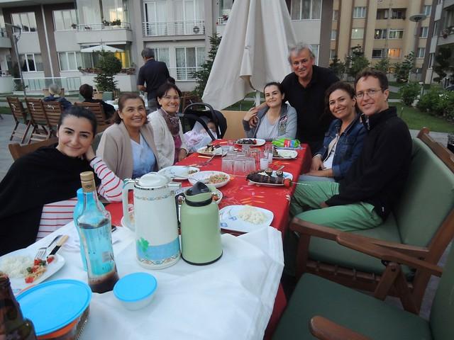 Seval, Ceda, Satı, Seda, Erdal, Ferda, Bryan by bryandkeith on flickr