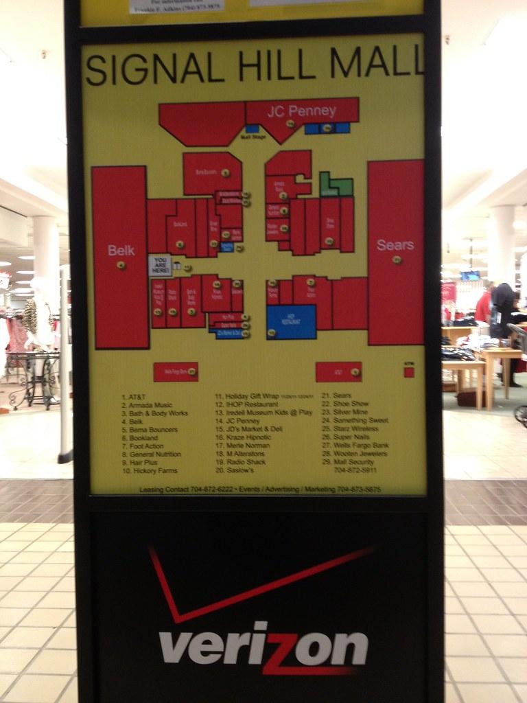Signal Hill Mall 1685 E Broad St, Statesville, NC 28625