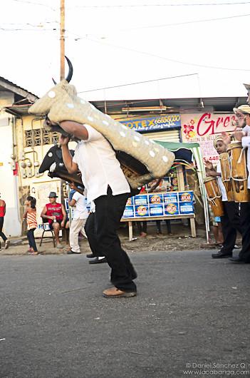 Cuidado con el toro