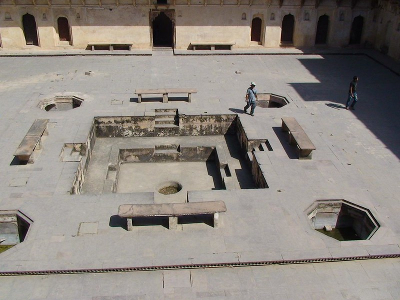 Jahangir Mahal, Orchha