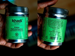 KHADI - Natural Shampoo