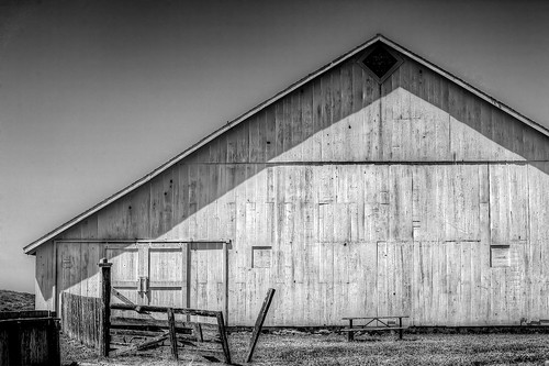 The Barn - Pierce Point Ranch - 2012