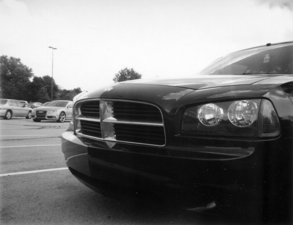Charger Nose