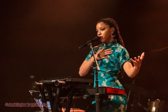 Andra Day + Chloe x Halle @ The Commodore Ballroom - December 12th 2016