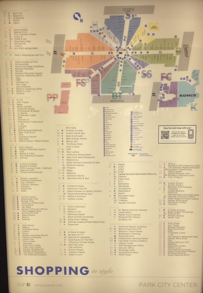 City Creek Mall Map : creek, Hollister, Online, Shopping, Never, Easy!