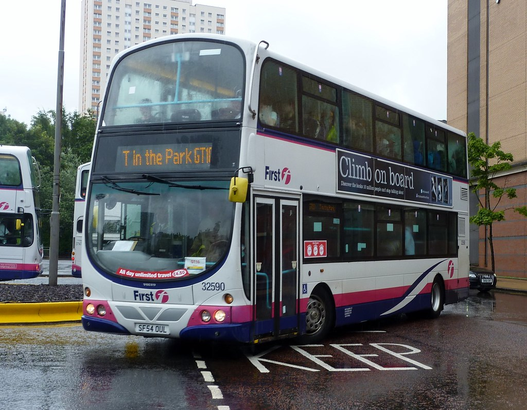 32590 - SF54 OUL | First Glasgow. T in the Park GT10. Killer… | Flickr