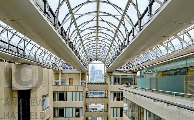 Interior Bt Centre London Andrew Hatfield