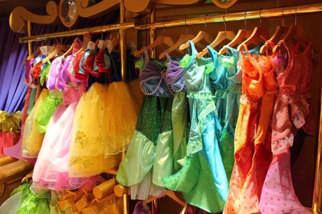 Bibbidi Bobbidi Boutique - Disney Fantasy