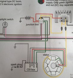 lambretta wiring diagram with 12v upgrade by skywalker5446 [ 1024 x 768 Pixel ]