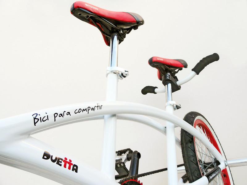 Bici para compartir