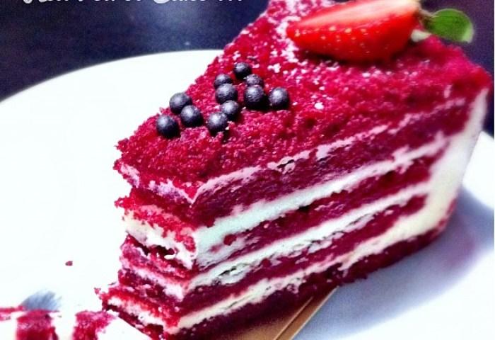 Red Velvet Cake By Harvest Alam Sutera Dessert Iphonesia Flickr
