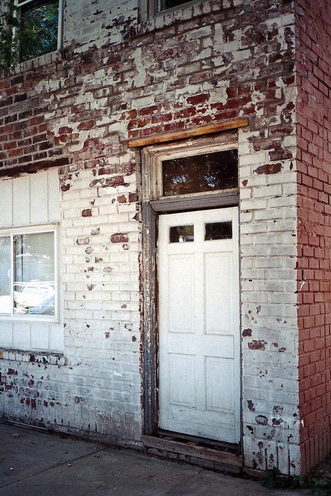 Kirklin doorway