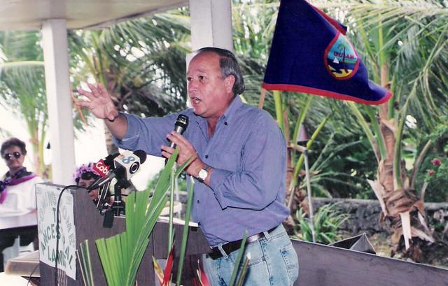 Gov. Gutierrez on Ancestral Lands