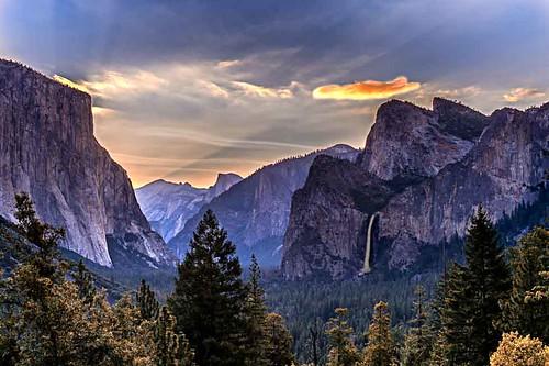 Yosemite splendour