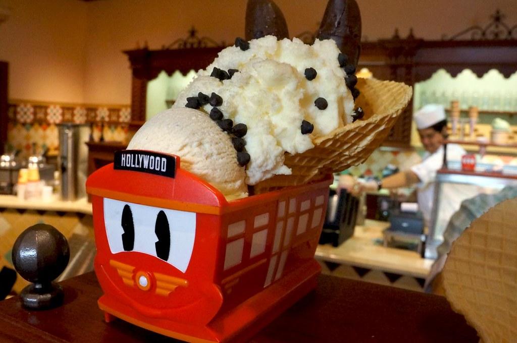 Oswald Ice Cream Sundae Celebrate Oswald The Lucky