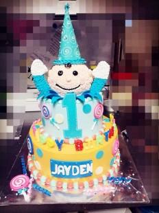 Jayden's 1st birthday