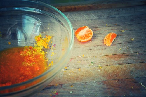 Soft Citrus Drop Cookies