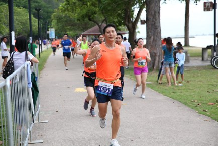 Big Splash Mizuno Wave Run 2013