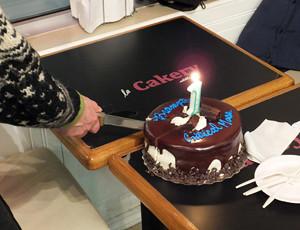 2015 01 Critical Mass 8 1st anniv cake_300