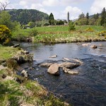 Irlanda, Condado de Wicklow, Glendalough 09