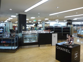 chanel beaute cosmetics at