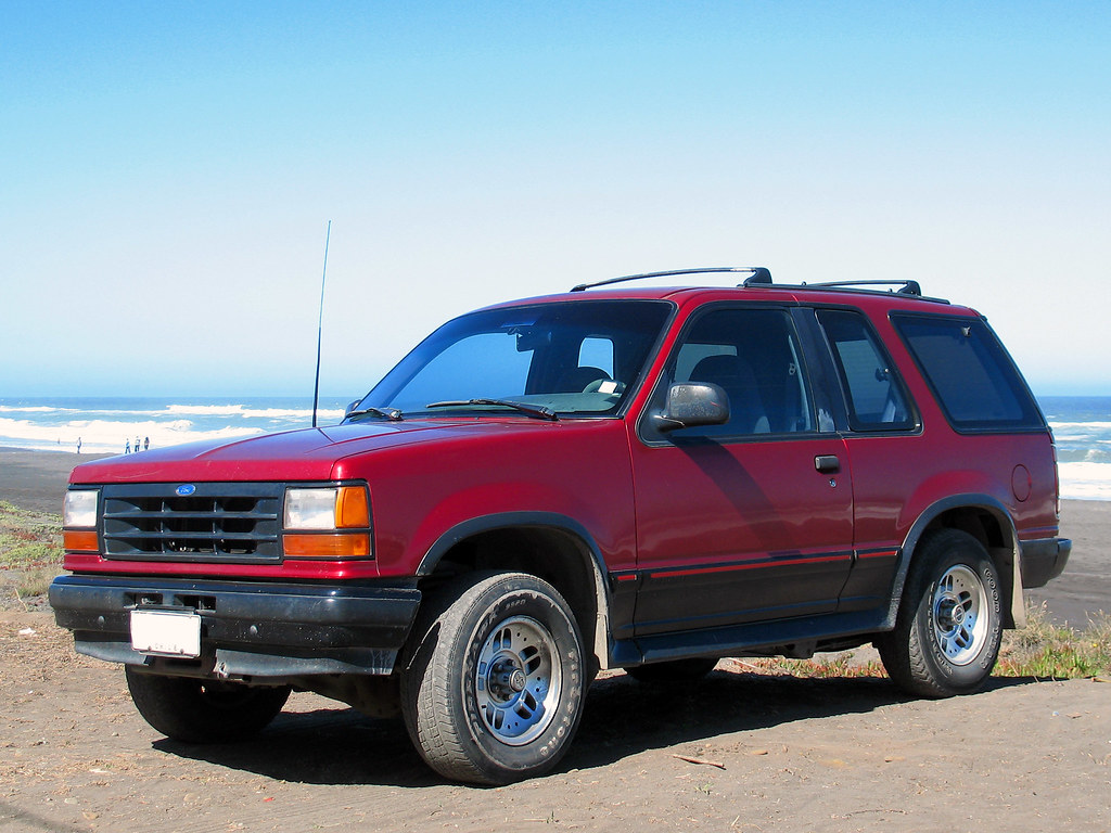 hight resolution of  ford explorer sport 1994 by rl gnzlz
