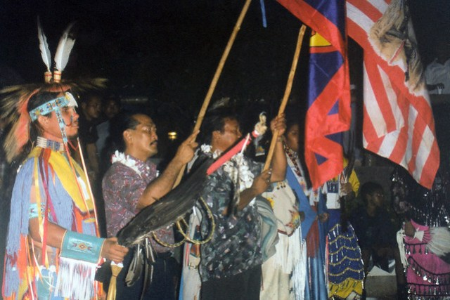 Gubernatorial Rally for the Hita Campaign, 1998