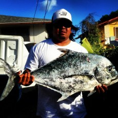 18.6 lb Kagami secret spot - Keke Olanolan