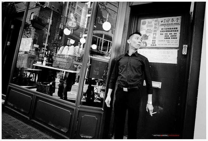 Leica M8 Street Photography