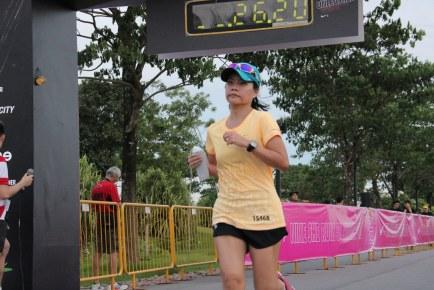Nike She Runs Singapore 2013