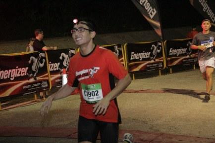 Energizer Singapore Night Trail 2013