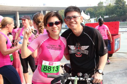 X-Bionic Venus Run 2014