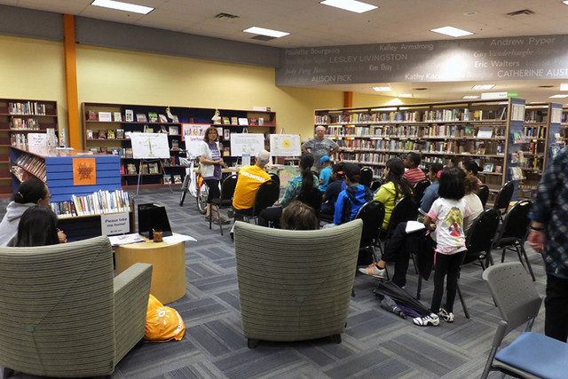 2016 19 Library Spotlight Presentation South Fletchers_700