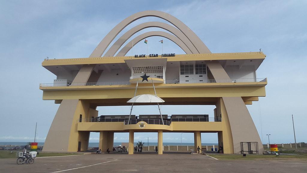 Black Star Square, Ghana