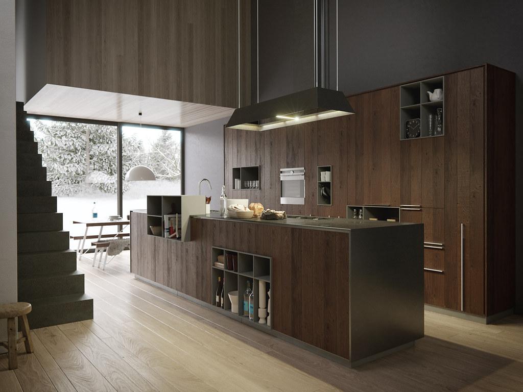 Corona Kitchen Inspired By Kalea Kitchen By Cesar