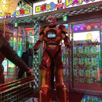 robot restaurant photo