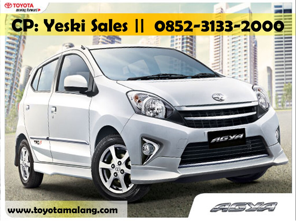 They were aptly used for our long. Toyota Malang New Agya 2014 | Toyota Malang New Agya Baru | Flickr