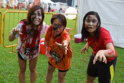 Run For Your Lives Asia 2014 (Singapore)