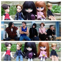 BaD 4June 2016 The Breakfast Club Recreation of the
