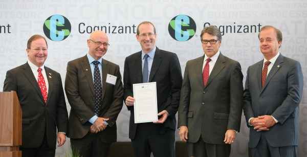 Cognizant Announces Three-year 150 000 Commitment
