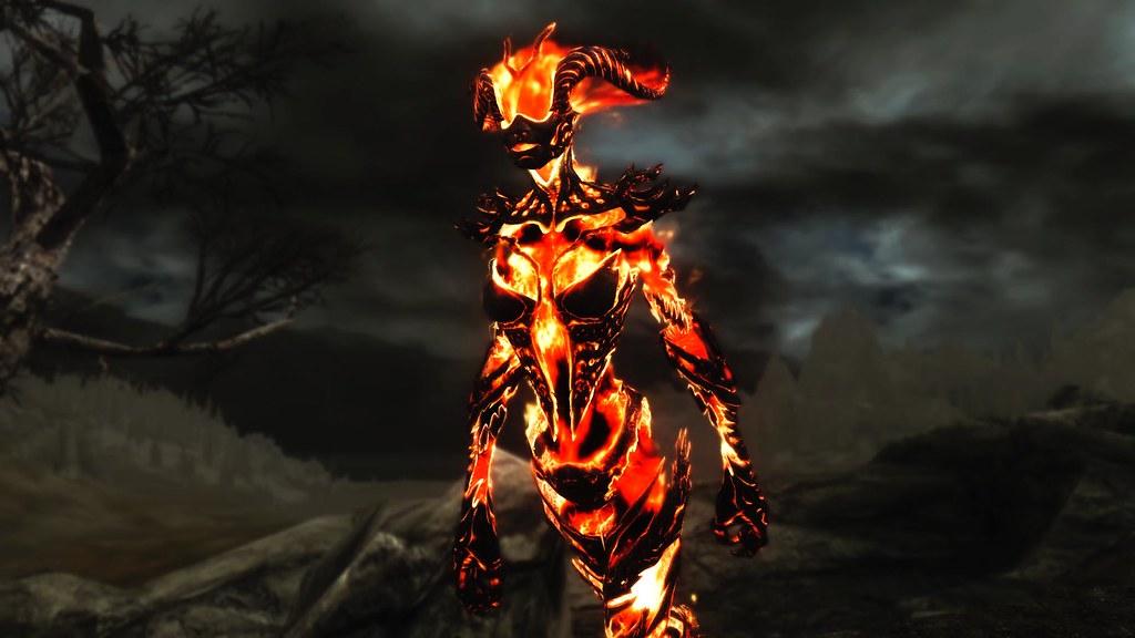 fire demon of oblivion