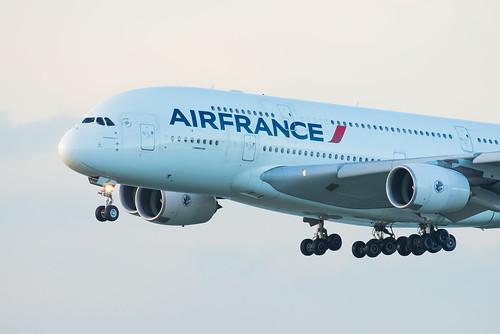 法國航空   A380-861 F-HPJF   Wei Nung Su   Flickr