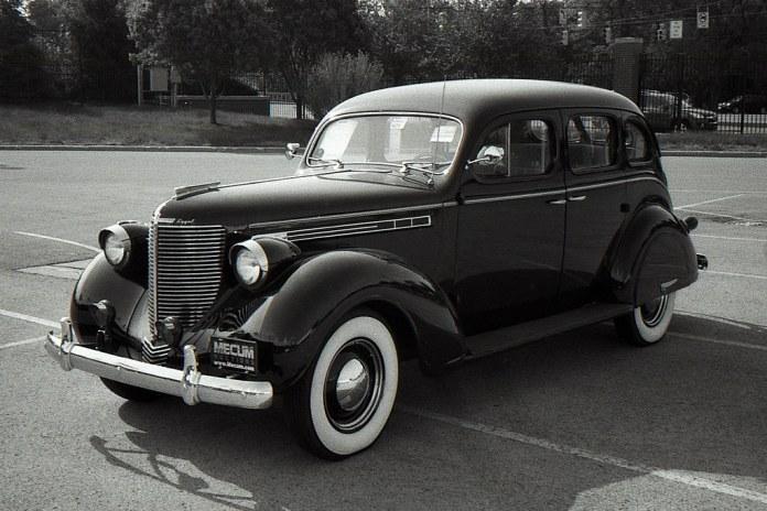 Black Chrysler