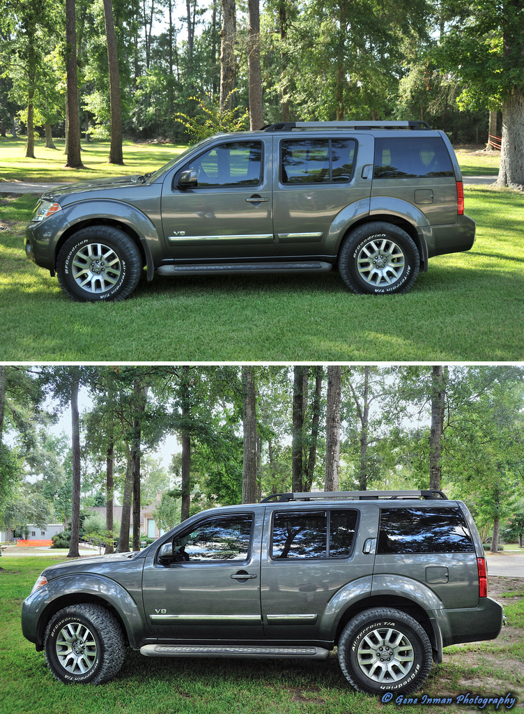 Lift Kit Before And After : before, after, Before, After, Rancho's, AirLift, Flickr