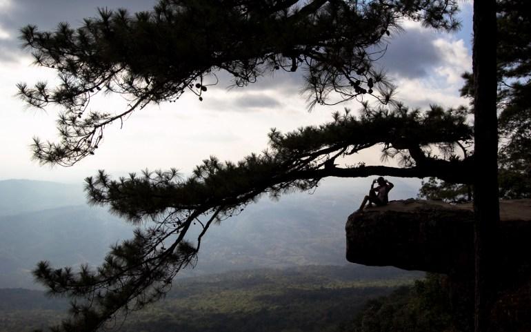 ผาหล่มสัก อุทยานแห่งชาติภูกระดึง - Phu Kradueng National Park