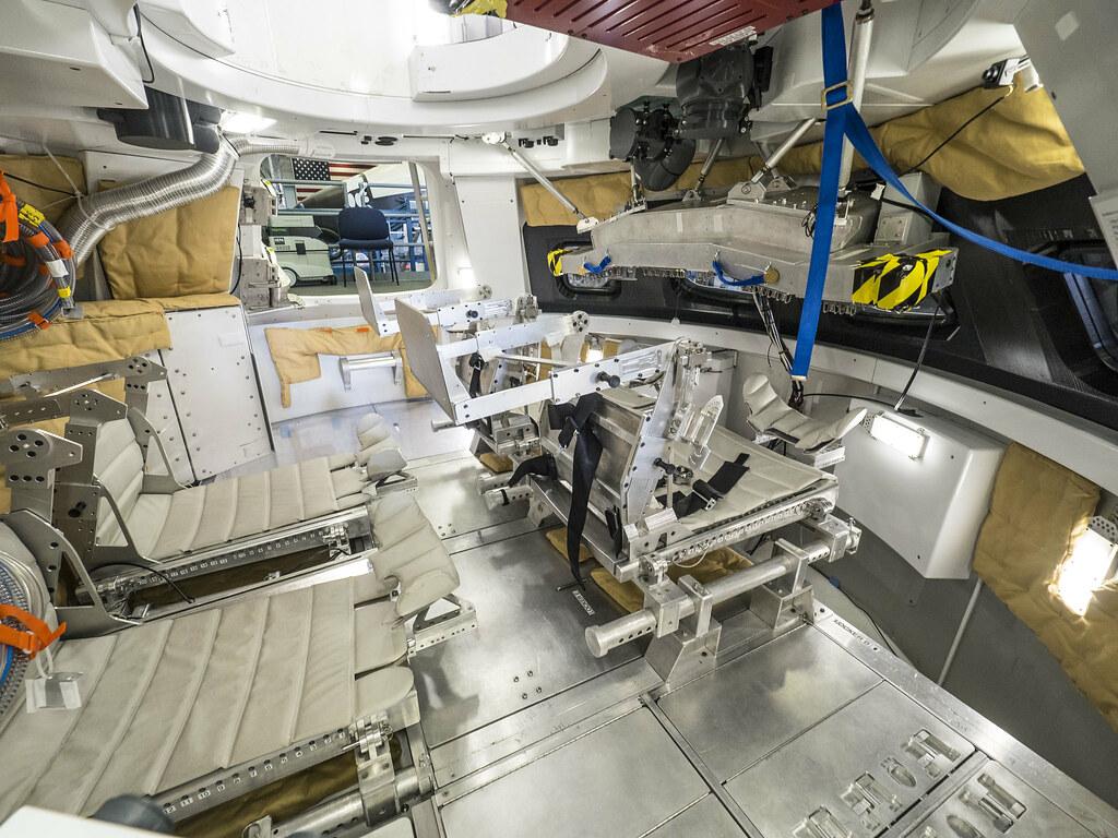 Orion Interior Interior Of The Orion Medium Fidelity