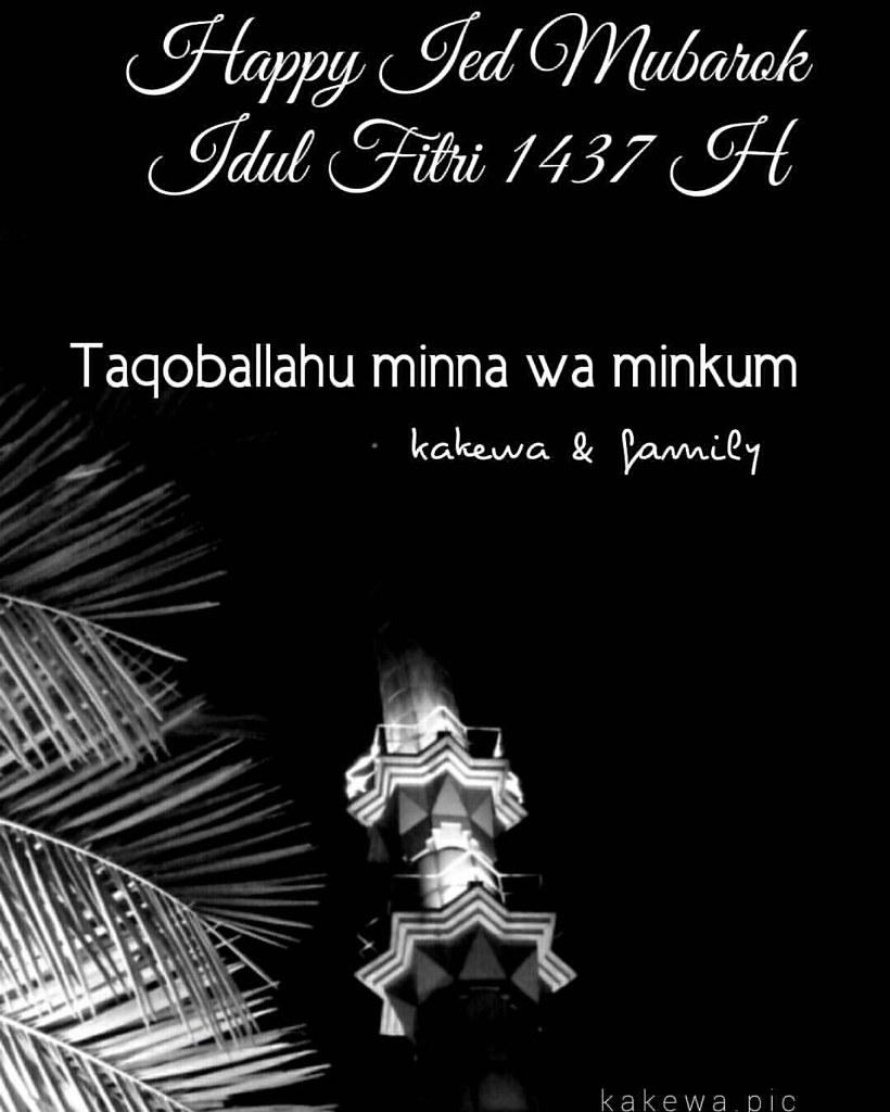 Taqabalallahu Minna Waminkum | A g i e n ' s B l o g