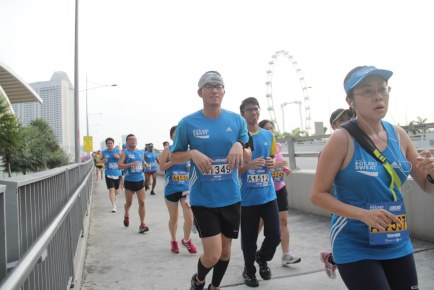 Pocari Sweat Run 2013