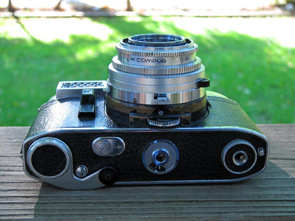 Kodak Retina Reflex IV