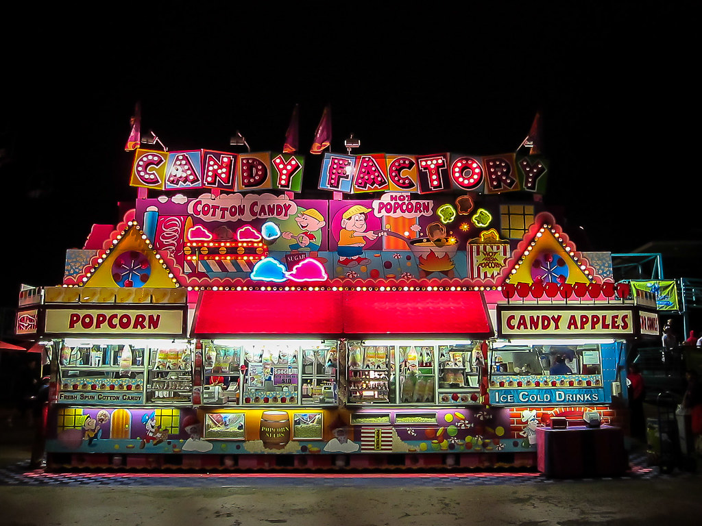 The Candy Man Can